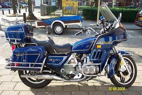 Goldwingforum Nederland - Showroom GL1100