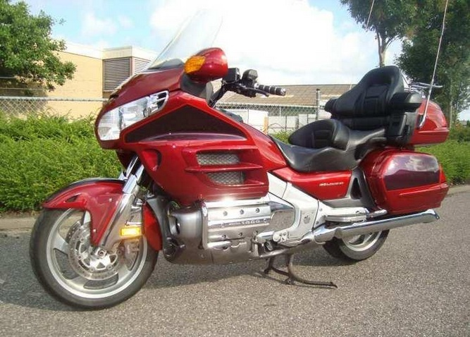 Goldwing Forum 1800
